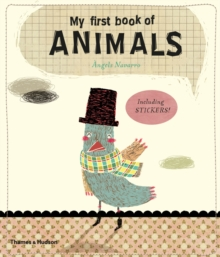 My First Book of Animals, Paperback / softback Book
