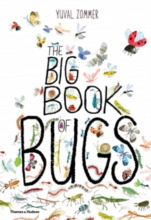 The Big Book of Bugs, Hardback Book