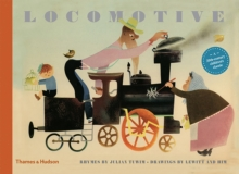 Locomotive, Hardback Book