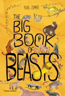The Big Book of Beasts, Hardback Book