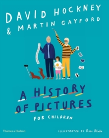 A History of Pictures for Children, Hardback Book