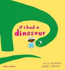 If I had a dinosaur, Paperback Book