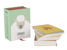 Chineasy 100 Postcards, Cards Book