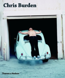 Chris Burden, Hardback Book