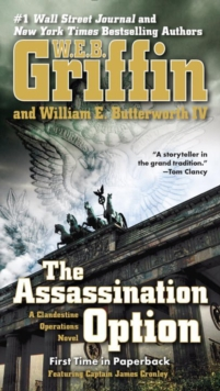 The Assassination Option, Paperback Book