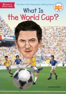 What Is The World Cup?, Paperback / softback Book