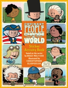 Ordinary People Change the World Sticker Activity Book, Paperback Book