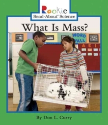 WHAT IS MASS, Paperback Book