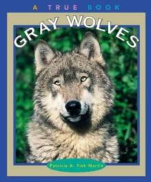 GRAY WOLVES, Hardback Book