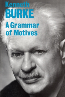 A Grammar of Motives, Paperback Book