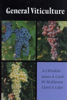 General Viticulture, Hardback Book
