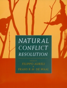 Natural Conflict Resolution, Paperback / softback Book