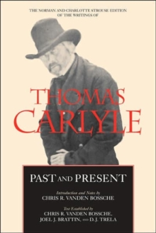 Past and Present, Hardback Book