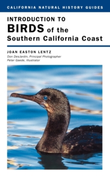 Introduction to Birds of the Southern California Coast, Paperback / softback Book