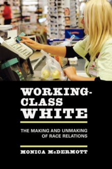 Working-Class White : The Making and Unmaking of Race Relations, Paperback / softback Book