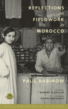 Reflections on Fieldwork in Morocco, Paperback Book