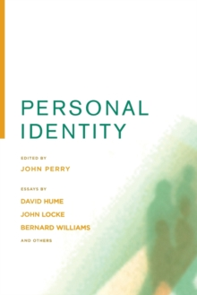 Personal Identity, Second Edition, Paperback / softback Book
