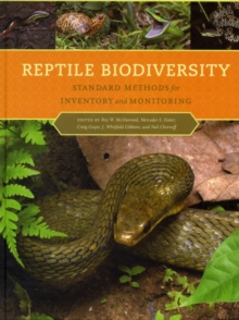 Reptile Biodiversity : Standard Methods for Inventory and Monitoring, Hardback Book