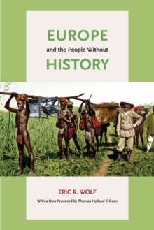 Europe and the People Without History, Paperback / softback Book