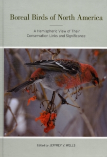 Boreal Birds of North America : A Hemispheric View of Their Conservation Links and Significance, Hardback Book