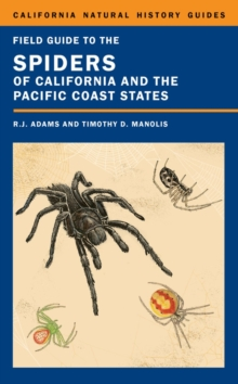 Field Guide to the Spiders of California and the Pacific Coast States, Paperback / softback Book