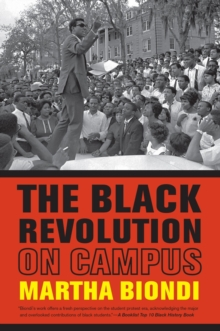 The Black Revolution on Campus, Paperback Book