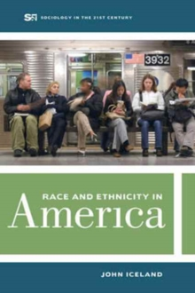 Race and Ethnicity in America, Paperback / softback Book