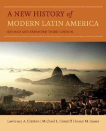 A New History of Modern Latin America, Paperback / softback Book