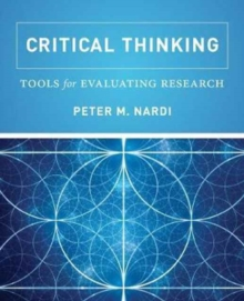 Critical Thinking : Tools for Evaluating Research, Paperback Book