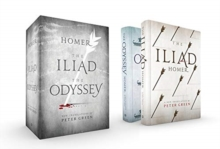 The Iliad and the Odyssey Boxed Set, Hardback Book