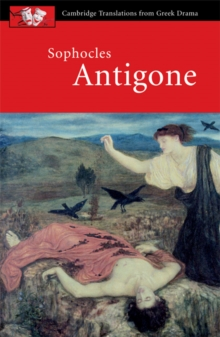 Sophocles: Antigone, Paperback Book