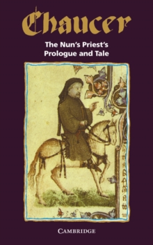 The Nun's Priest's Prologue and Tale, Paperback / softback Book