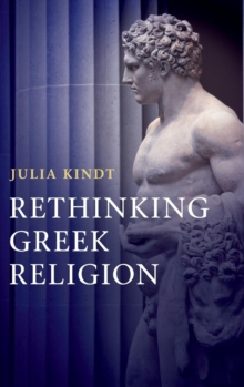Rethinking Greek Religion, Hardback Book