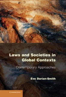 Law in Context : Laws and Societies in Global Contexts: Contemporary Approaches, Hardback Book
