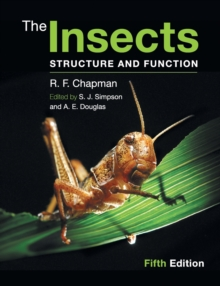 The Insects : Structure and Function, Paperback Book
