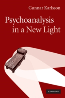 Psychoanalysis in a New Light, Paperback / softback Book