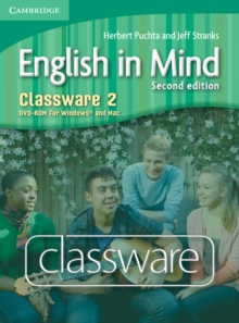 English in Mind Level 2 Classware DVD-ROM, DVD-ROM Book
