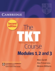 The TKT Course Modules 1, 2 and 3, Paperback / softback Book