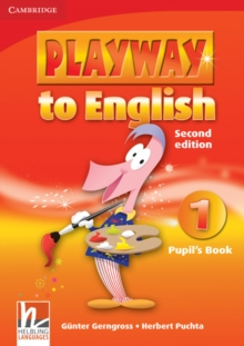 Playway to English Level 1 Pupil's Book, Paperback / softback Book