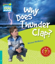 Why Does Thunder Clap? Level 5 Factbook, Paperback Book