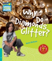 Why Do Diamonds Glitter? Level 5 Factbook, Paperback Book