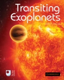 Transiting Exoplanets, Paperback / softback Book