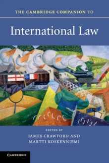 The Cambridge Companion to International Law, Paperback / softback Book