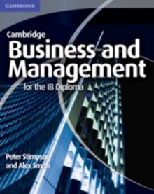 Business and Management for the IB Diploma, Paperback Book