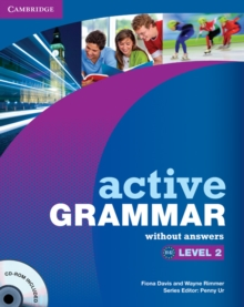 Active Grammar Level 2 without Answers and CD-ROM, Mixed media product Book