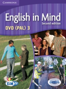 English in Mind Level 3 DVD (Pal), DVD video Book