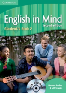 English in Mind Level 2 Student's Book with DVD-ROM, Mixed media product Book