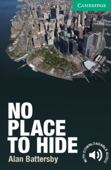 No Place to Hide Level 3 Lower-Intermediate, Paperback Book