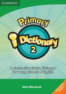 Primary i-Dictionary Level 2 DVD-ROM (Home User), DVD-ROM Book