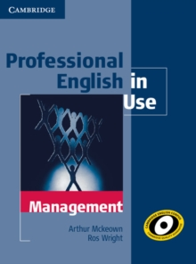 Professional English in Use Management with Answers, Paperback Book